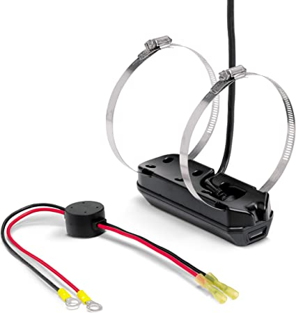 Humminbird Ad Mtm Trolling Motor Adapter F//Mega Transom Transducer