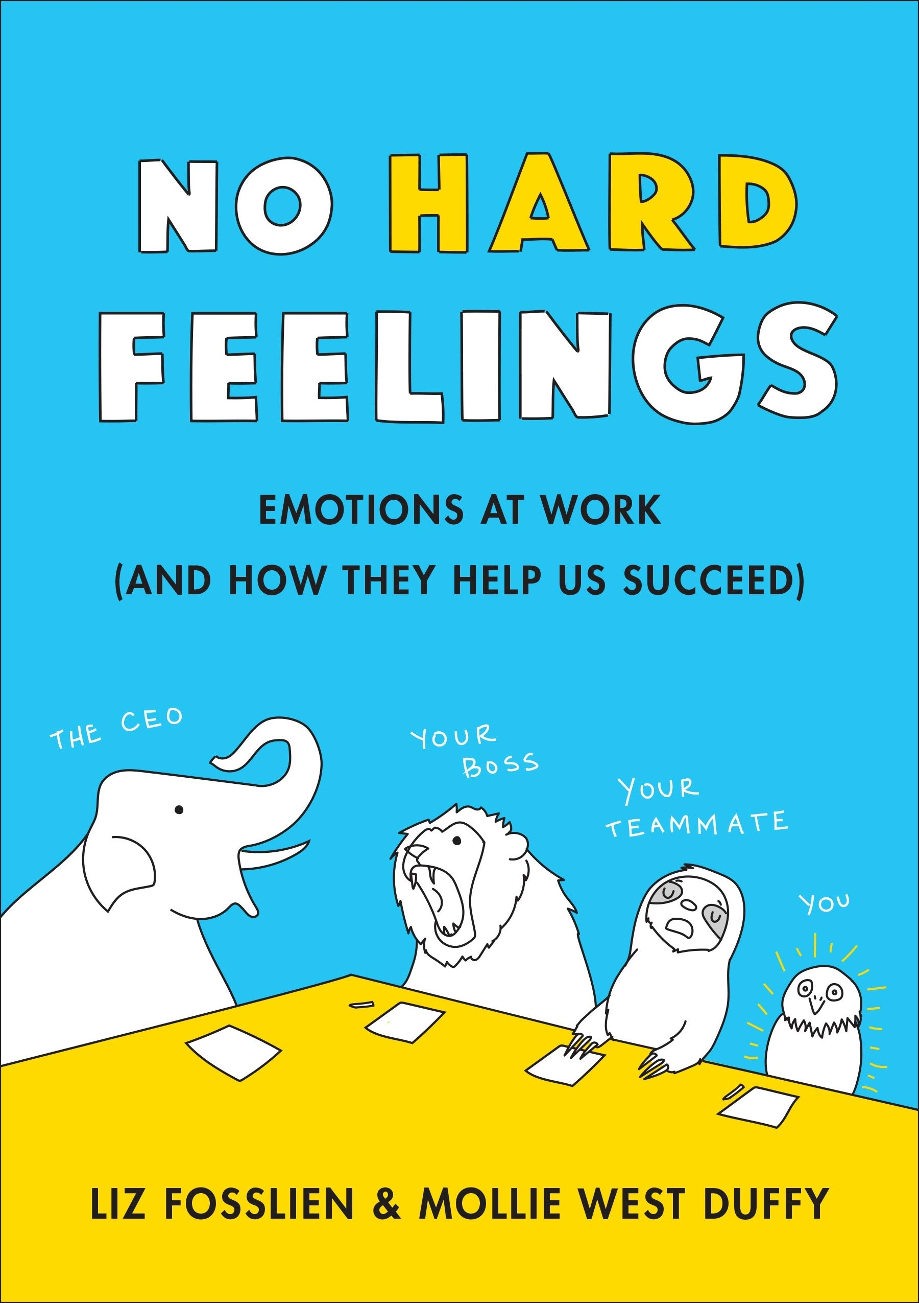 amazon no hard feelings emotions at work and how they help us