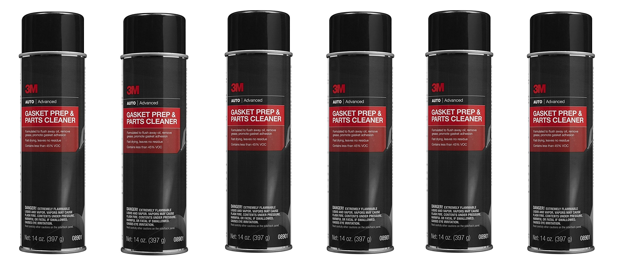 3M ® 08901 Gasket Prep and Parts Cleaner - 14 fl. oz. (6)