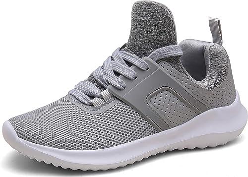 Vedaxin Zapatillas de Deporte Respirable Sneakers Zapatillas Running para Hombre Mujer: Amazon.es: Zapatos y complementos