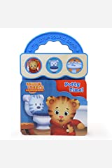Potty Time! (Daniel Tiger's Neighborhood) (Daniel Tiger's Neighborhood Interactive Take-Along Children's Sound Book) Board book