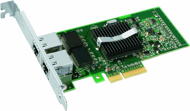 Intel PRO/1000 Pt Dual Port Server Adapter (Renewed)