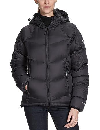 027c19514 Halti Halle Women's Down Jacket black Size:36: Amazon.co.uk: Sports ...