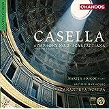 Casella: Symphony No.2 (Symphony No.2/ Scarlattiana)