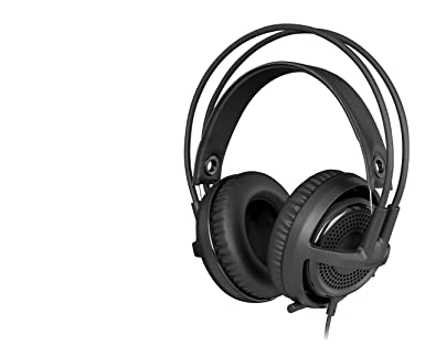Amazon.com: SteelSeries Siberia P300 Comfortable Gaming ...
