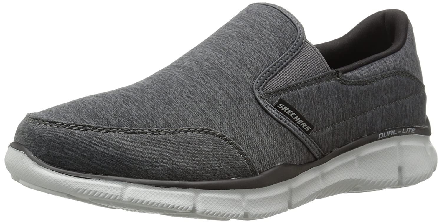 e443adcbed65 Skechers Men s Equalizer Mind Game Low-Top Trainer  Amazon.co.uk  Shoes    Bags