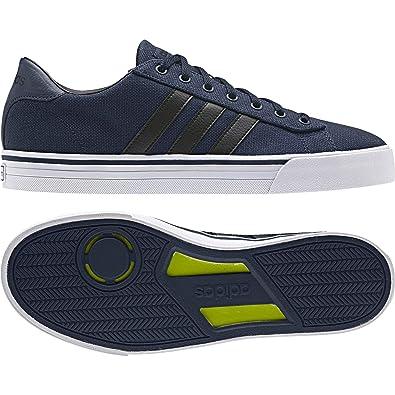 the latest 48bc9 aa617 adidas Cloudfoam Super Daily Chaussures de Tennis Homme, Bleu  (Maruni Negbas ftwbla