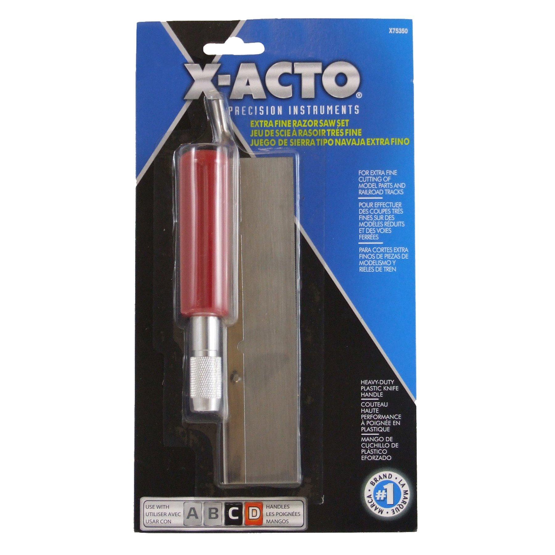 Xacto X75350 Extra Fine Razor Saw Set