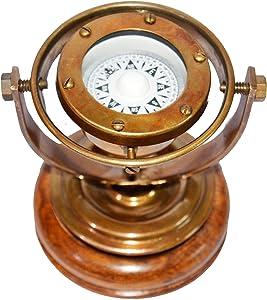 ANAVIYA HANDICRAFTS Antique Vintage Brass 5