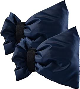 Shappy GR-5-NBL Garden Tap Cosy Covers, Navy Blue