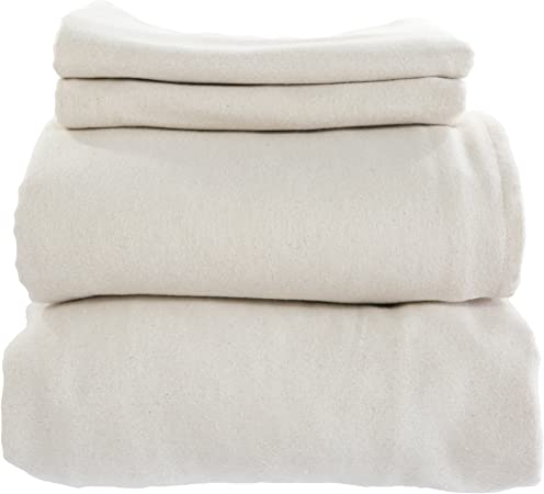 Algodón orgánico de franela sábanas por Whisper organic- GOTS ...