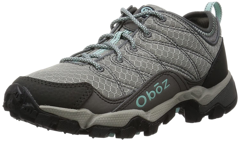 Oboz Pika Hiking Shoe - Women's B00ZUYEE3U 8.5 B(M) US|Eggshell