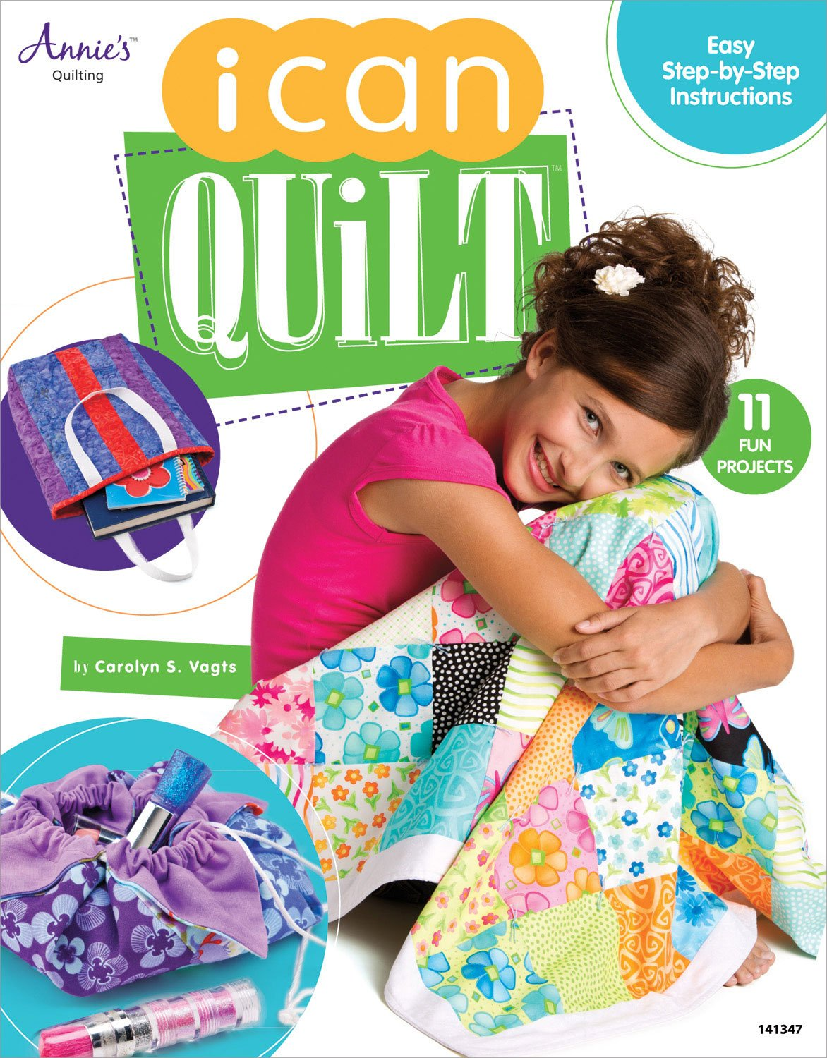 Read Online I Can Quilt ebook
