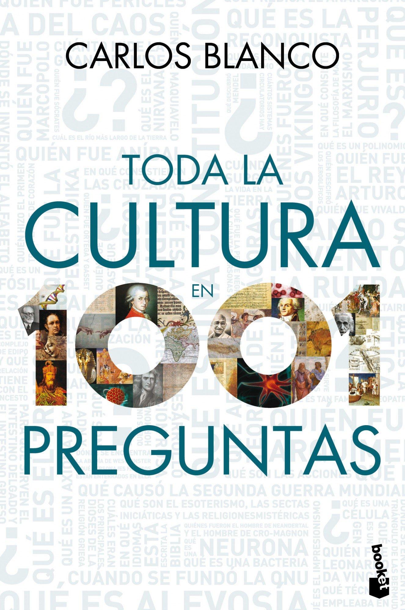Toda la cultura en 1001 preguntas (Diversos): Amazon.es: Blanco, Carlos: Libros