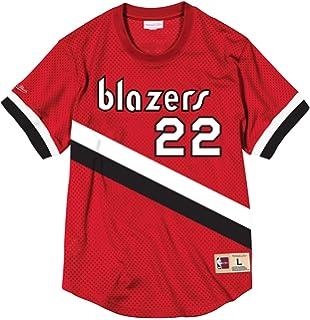 360744717267 Mitchell   Ness Clyde Drexler Portland Trail Blazers NBA Men s Mesh Jersey  Shirt