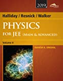 Wiley's Halliday/Resnick/Walker Physics for JEE (Main & Advanced), Vol II, 2019ed