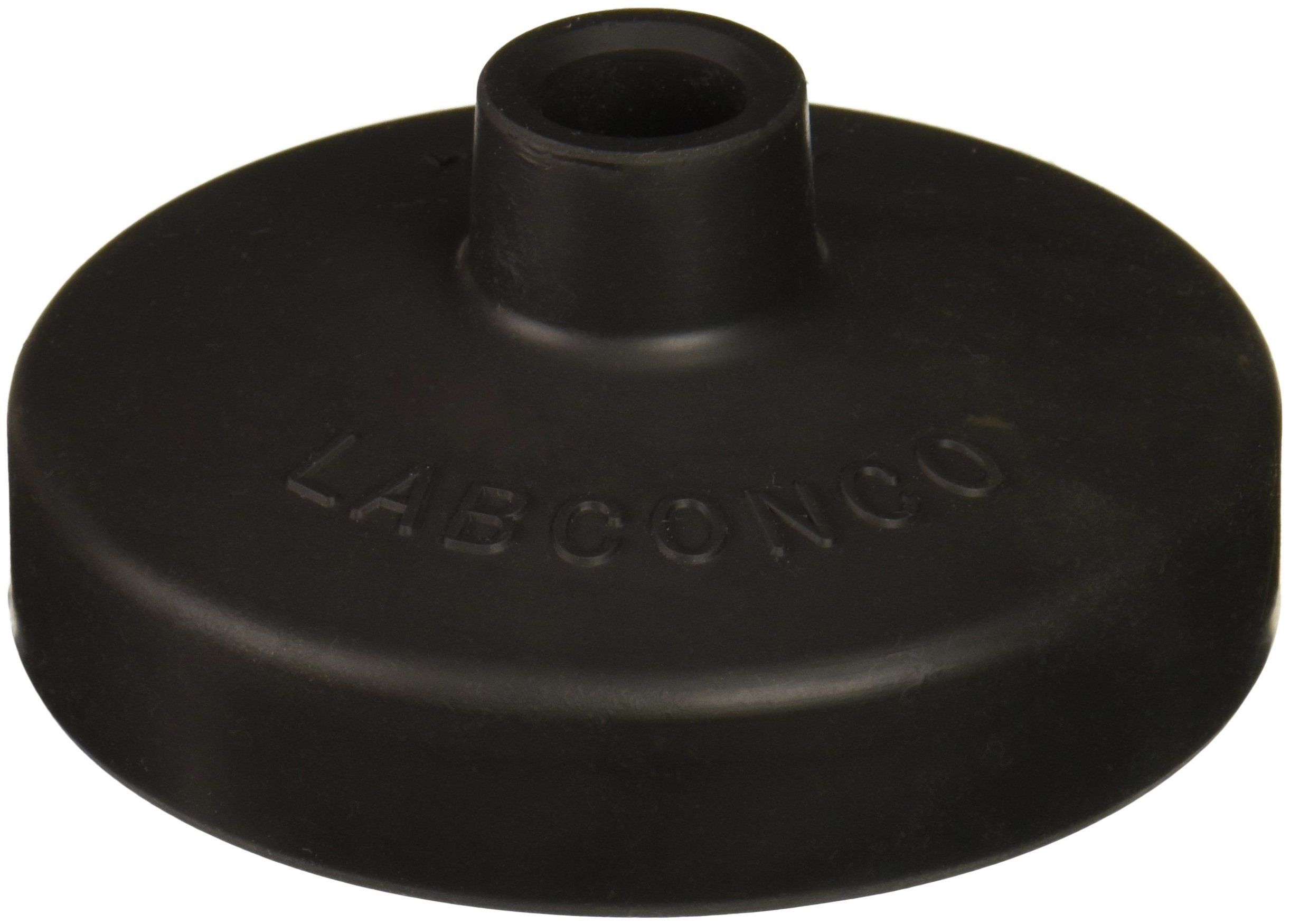 Labconco 7544400 Silicone Rubber Fast-Freeze Flask Top for 600ml, 900ml, 750ml, 1200ml and 2000ml Fast-Freeze Flask Bottom, 3/4'' Diameter