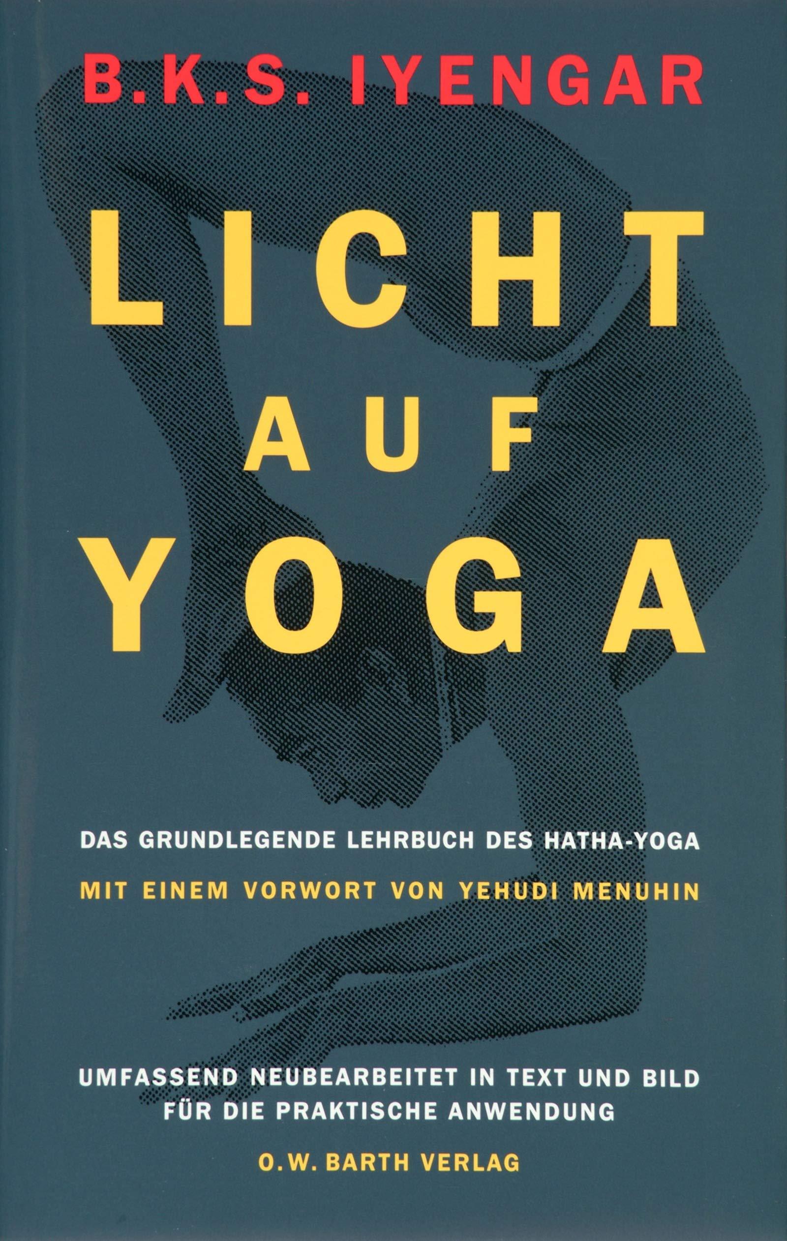 Licht auf Yoga. Yoga Dipika. Das grundlegende Lehrbuch des ...