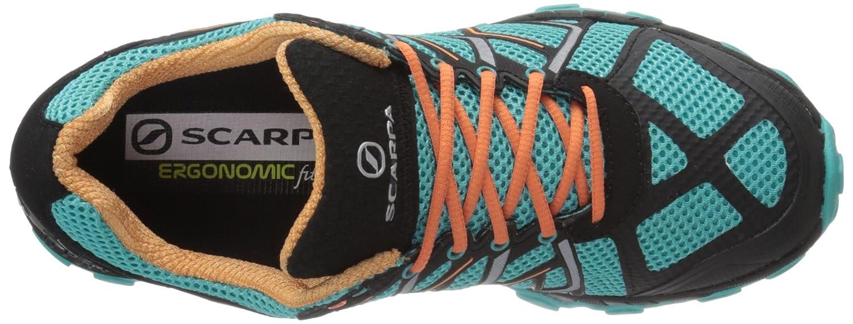 SCARPA Women's Proton WMN Runner Trail Running Shoe Trail Runner WMN B0126JLG00 38 M EU / 7 B(M) US|Maldive/Black ffaa56