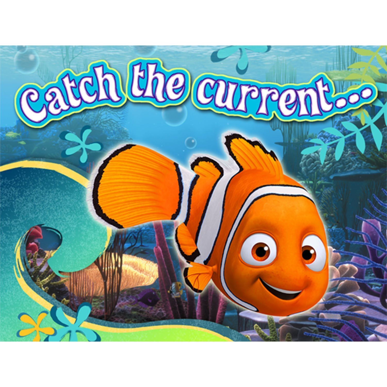 Amazon Com Finding Nemo Invitations With Envelopes Toys Games