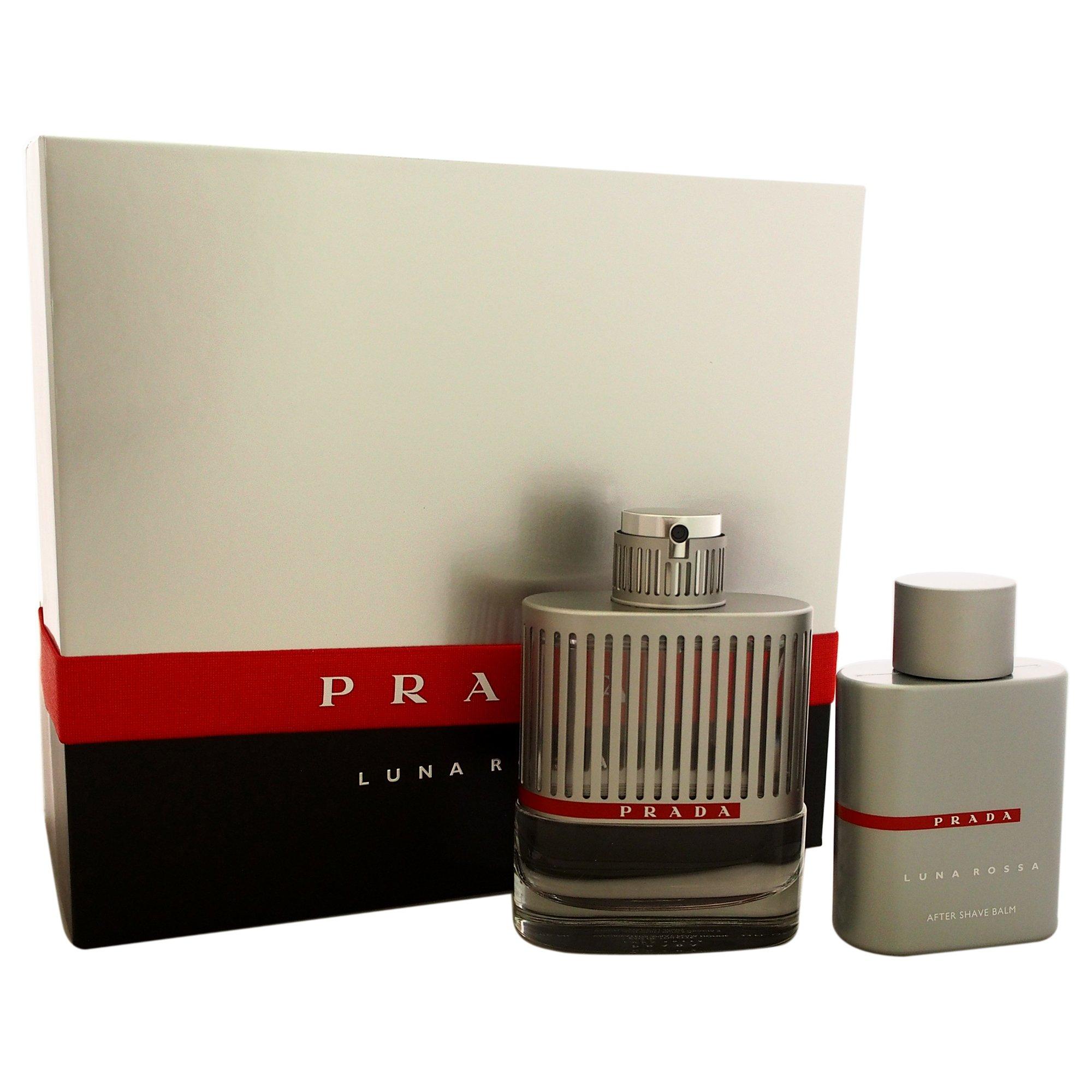 Prada Luna Rossa Fragrance Sets for Men