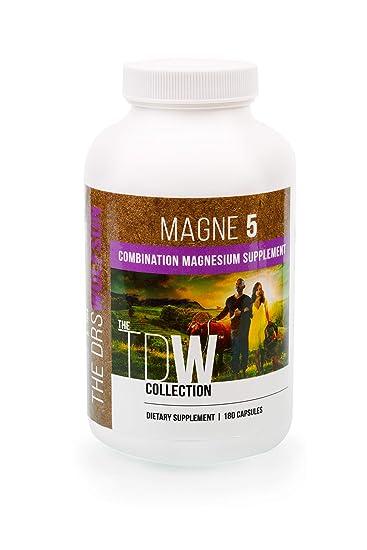 Amazon.com: Complemento de Magnesio Complex - Formulado por ...