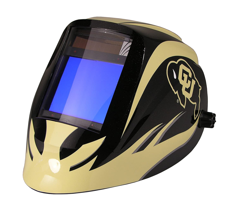 ArcOne X540V-COL University of Colorado Collegiate Logo Welding Helmet with X540V Filter