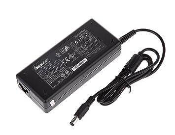 Batterytec® 75W Adaptador de cargador de repuesto para Toshiba PA-1750-07 PA-1750-08 PA-3083U PA-3083U-1ACA PA-3215E PA-3215E-1ACA PA-3215U ...