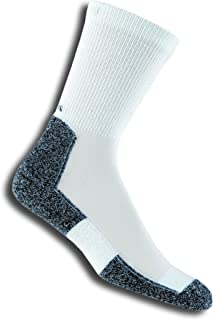 product image for thorlos unisex-adult Lrxm Thin Cushion Running Crew Socks