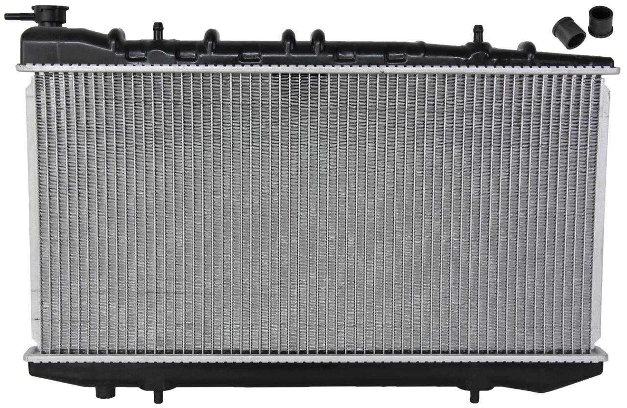 Amazon.com: NEW RADIATOR ASSEMBLY FITS NISSAN 91-99 NX SENTRA 1.6L L4 1597CC 97 CID 431312 2460 2465 2141074Y01 2146068402 NI3010153 7159: Automotive