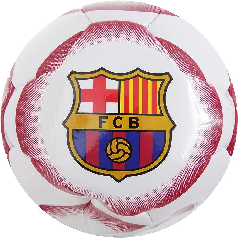 FCB FC Barcelona - Balón oficial talla 5 (Talla Única/Burdeos ...