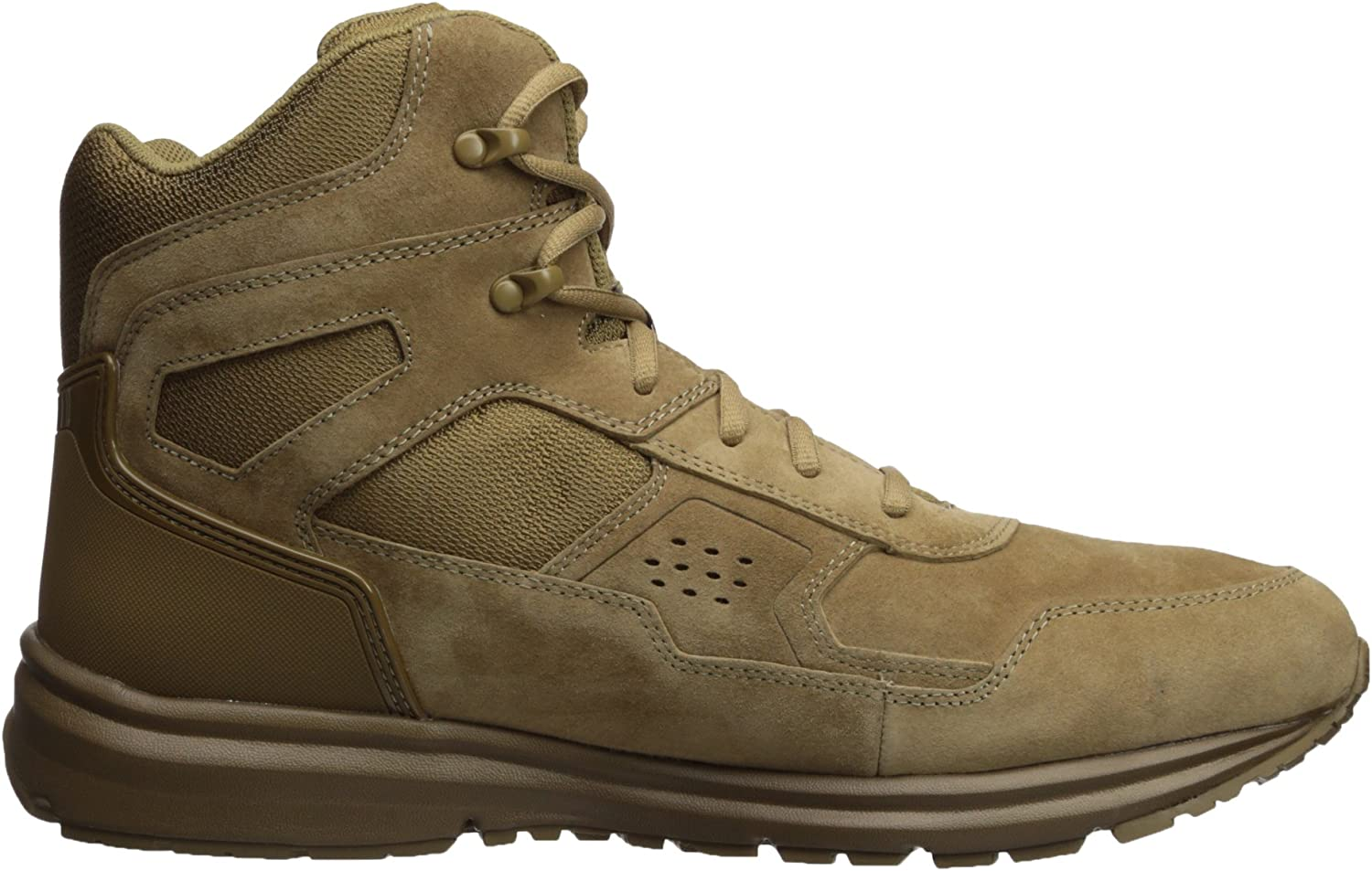 Bates Mens Raide Sport Mid Fire and Safety Boot