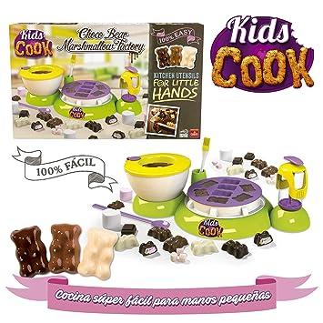 Kids Cook - Fábrica de Choconubes (Goliath 82296): Amazon.es: Juguetes y juegos