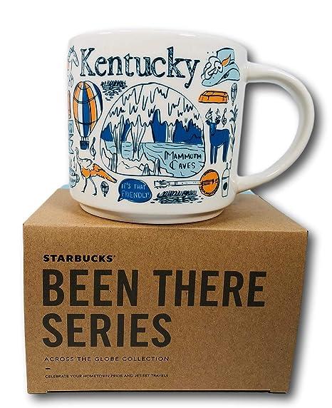 Series The Collection Mug Starbucks Kentucky Been There Coffee Globe Across 92WDYHEI