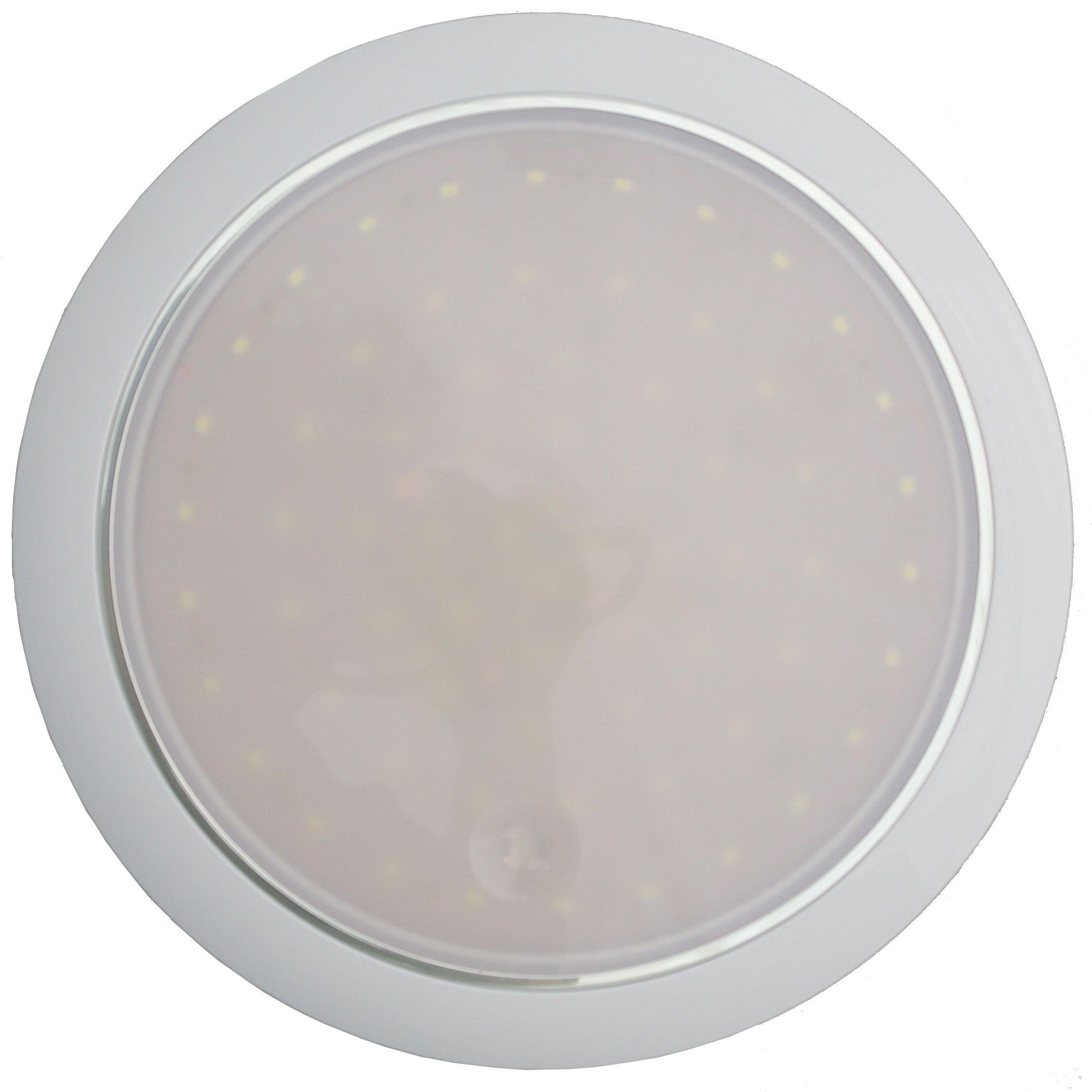 Kaper II WP09-0061 White Interior/Exterior LED Light