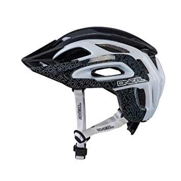 Oneal 0616-106 Casco de Bicicleta, Blanco, XL
