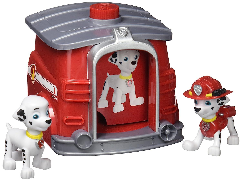 Patrulla Canina Pup 2 Héroe Playset de Marshall (Bizak 61921666): Amazon.es: Juguetes y juegos