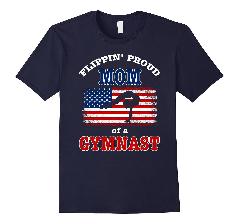 Gymnast Shirt Girls Gymnastics Shirt Best Gift For Proud Mom-FL