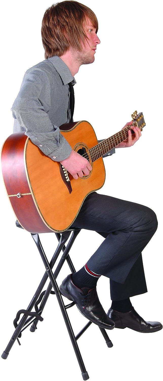 Kinsman KGS Guitarist Stool and Stand