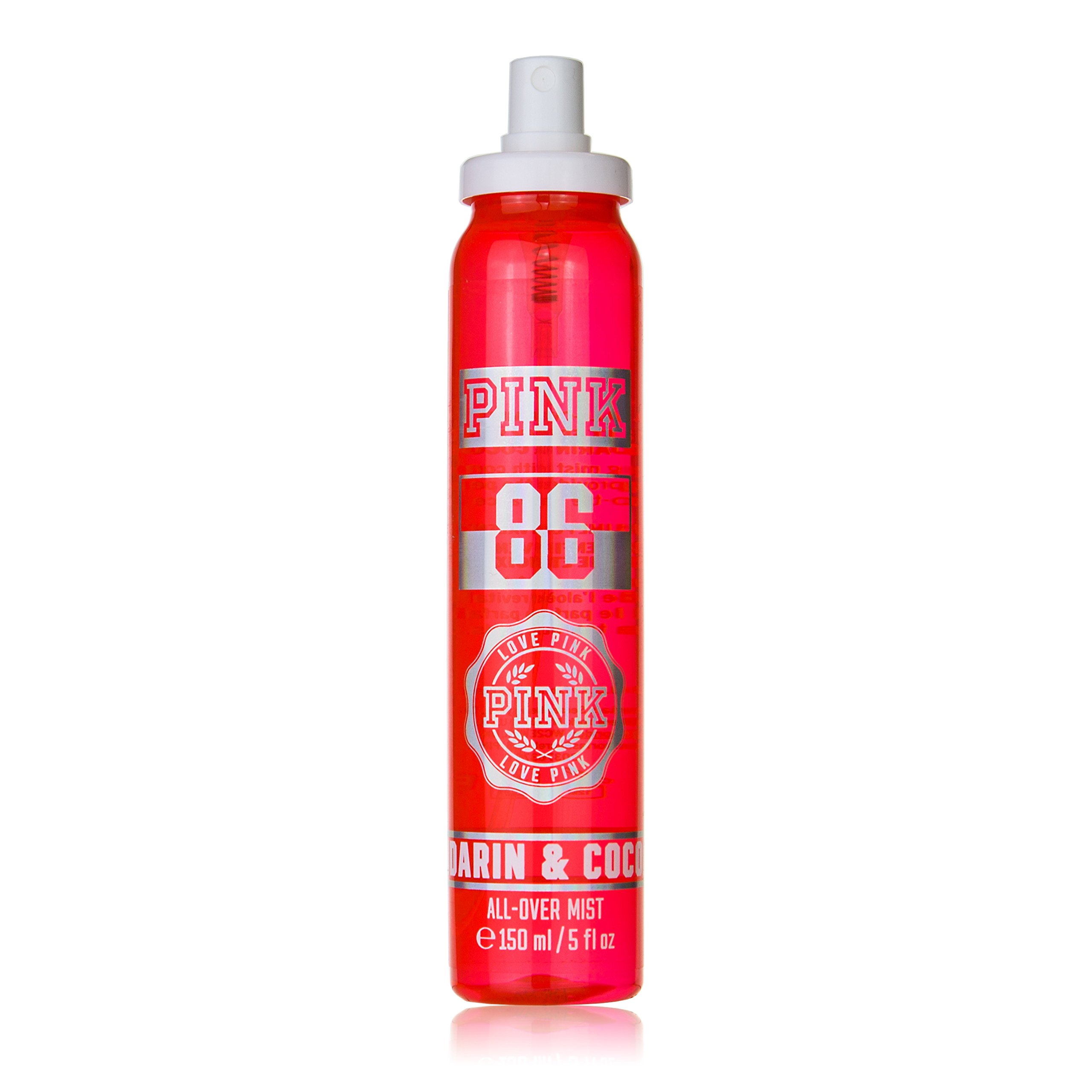 98d7f558c9 Amazon.com   Victoria s Secret PINK All-over Mist Mandarin   Coconut    Beauty