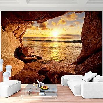 Elegant Fototapete Strand Vlies Wand Tapete Wohnzimmer Schlafzimmer Büro Flur  Dekoration Wandbilder XXL Moderne Wanddeko   100