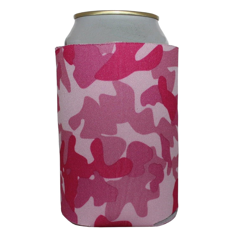 50プレミアム空白飲料クーラー B00MYGNCBM ピンク迷彩 ピンク迷彩