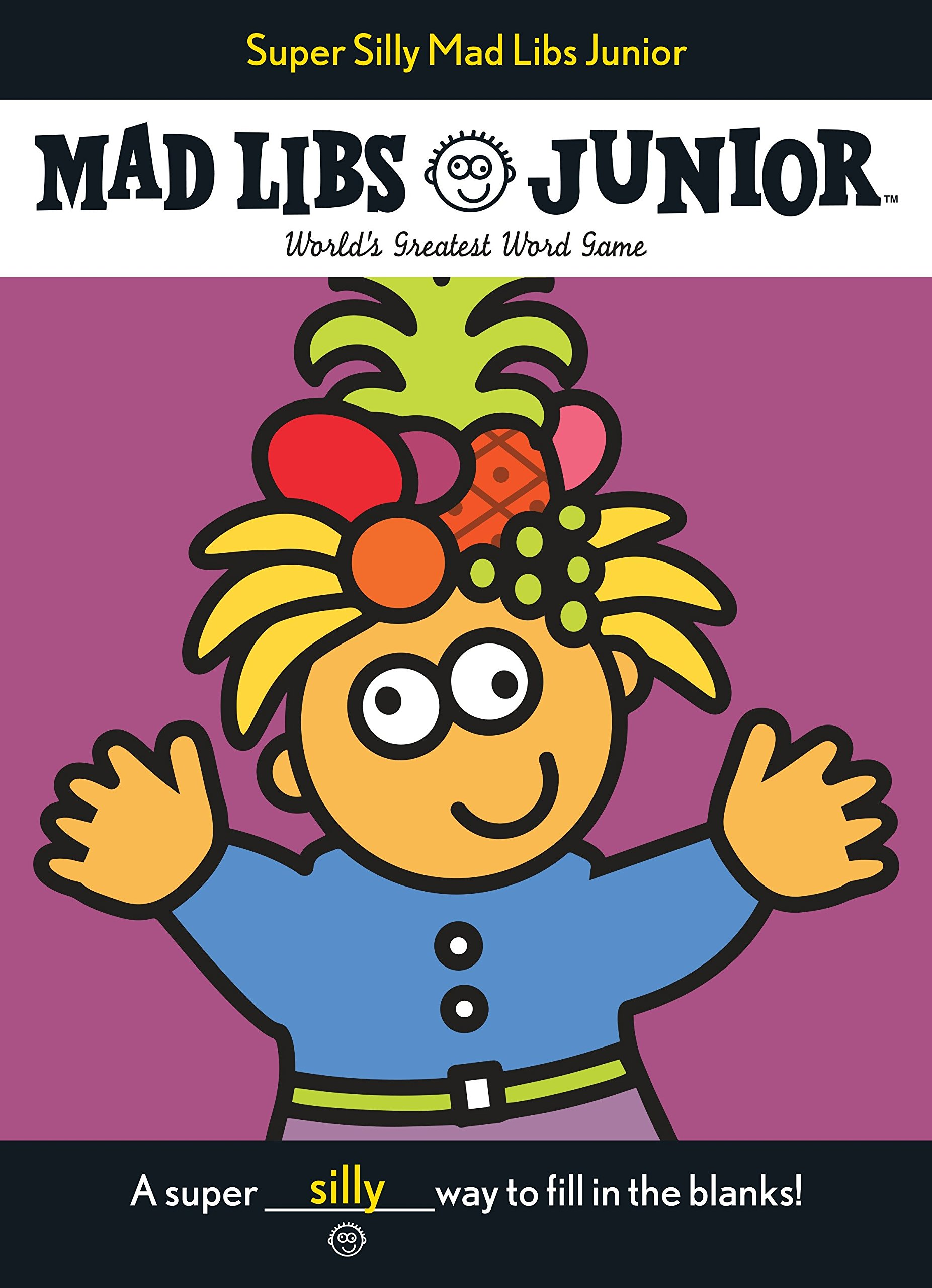 Super Silly Mad Libs Junior: Roger Price: 0078814007584