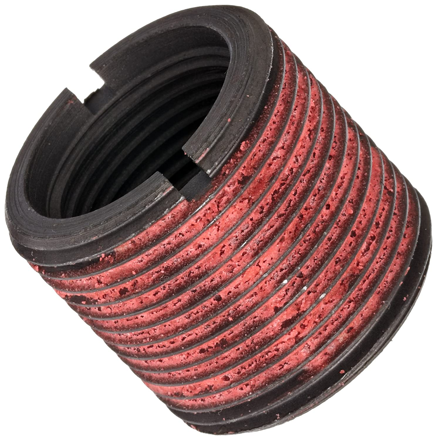 3//8-16 Internal Threads C12L14 Carbon Steel Made in US Pack of 5 Meets AISI 12L14 1.000 Length E-Z Lok Externally Threaded Insert 9//16-12 External Threads