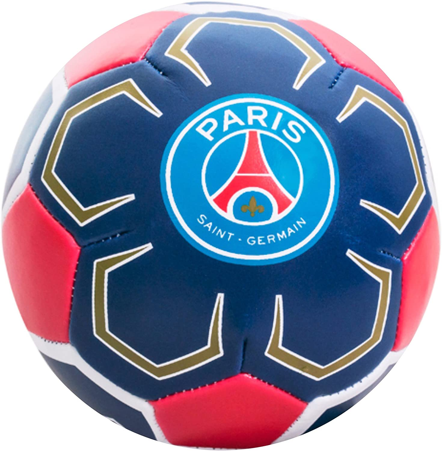 Paris Saint Germain Official - Balón de fútbol mini con escudo ...
