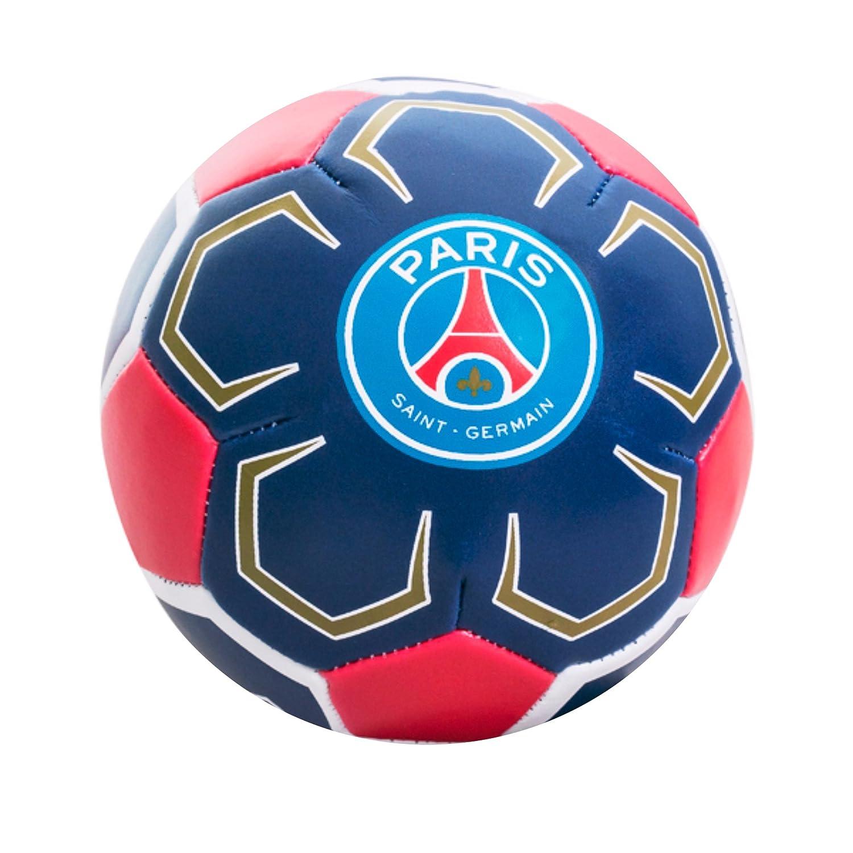 Paris Saint Germain Official - Balón de fútbol mini con escudo ...