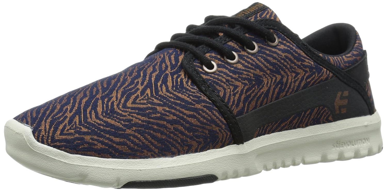 Etnies Womens Scout Sneaker B00RD8IMLG 10 B(M) US Black/Brown