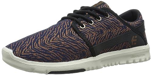 Etnies 4201000297 - Zapatillas de Tela Mujer, Color Marrón, Talla 41.5 EU: Amazon.es: Zapatos y complementos