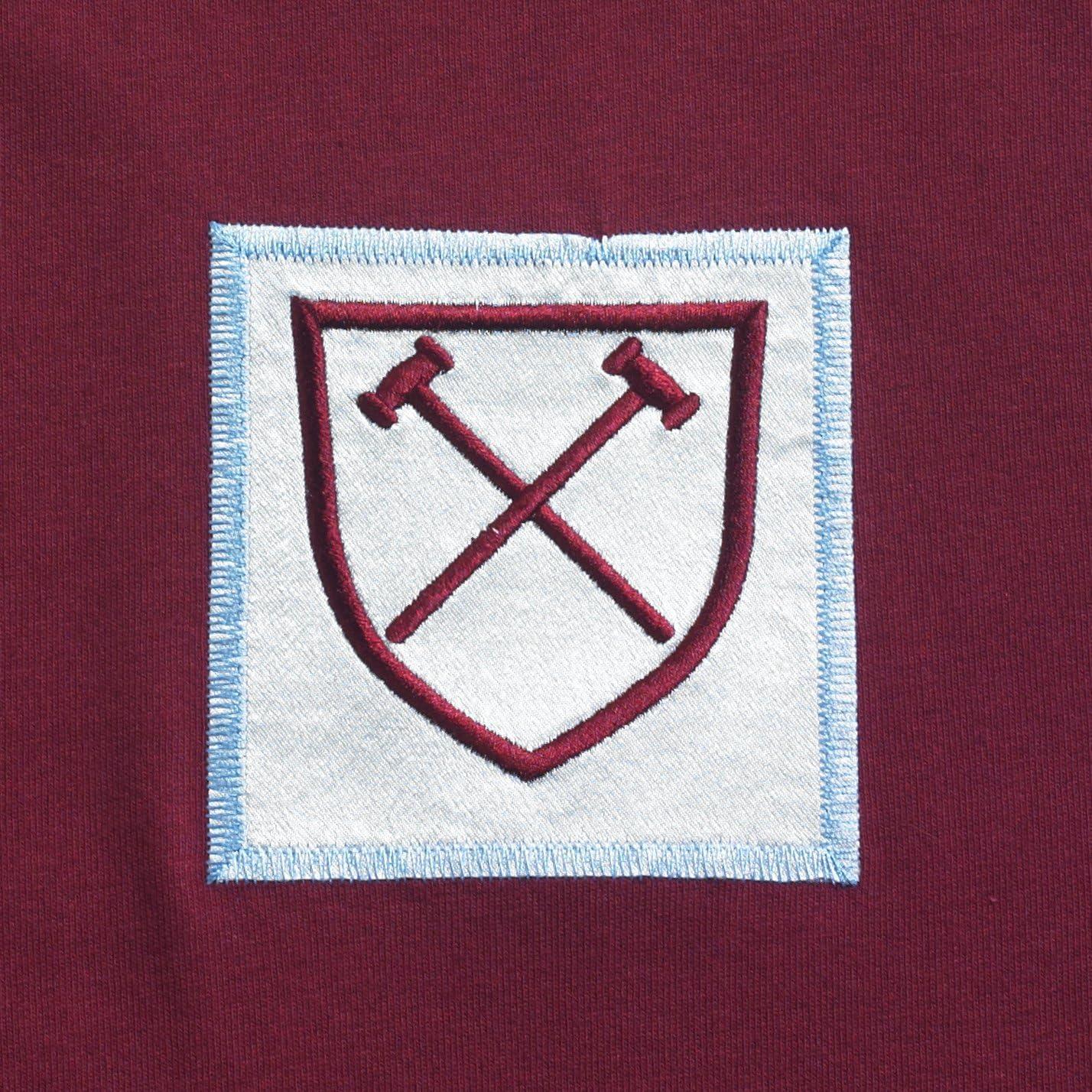 Camiseta de f/útbol Score Draw West Ham