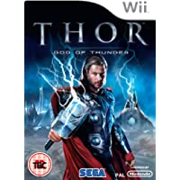 Nintendo Wii Thor God Of Thunder - NINTENDO